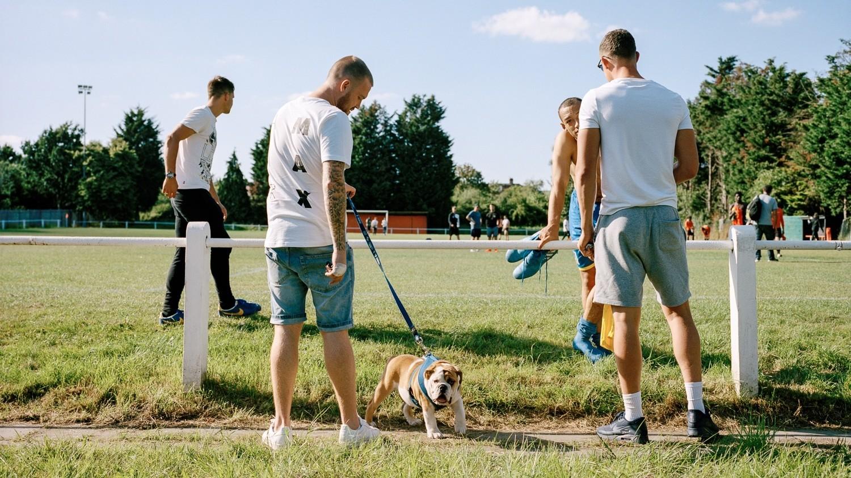 Le foot anglais à l'état brut - Les tours préliminaires de la FA Cup en photos