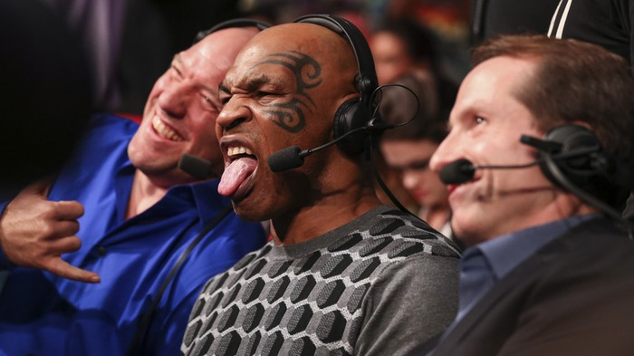 Mike Tyson to Train Chris Brown Against Soulja Boy