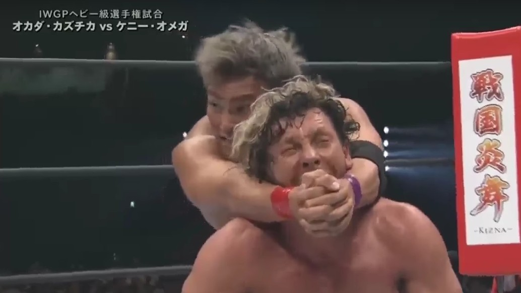 article okada omegas epic match reminds that wrestlings present future japan