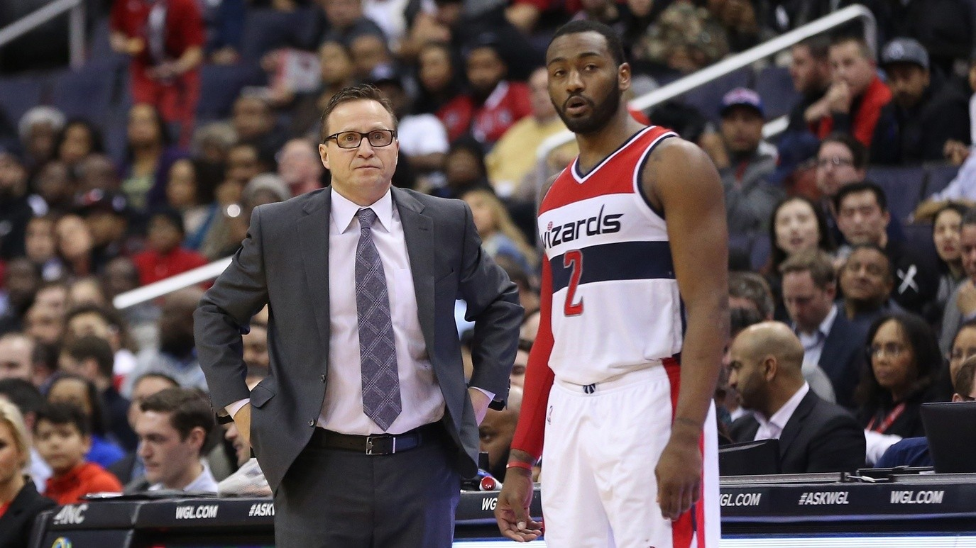 Will A Bad Bench Stymie The Surging Wizards? Adam Mares' NBA Wraparound