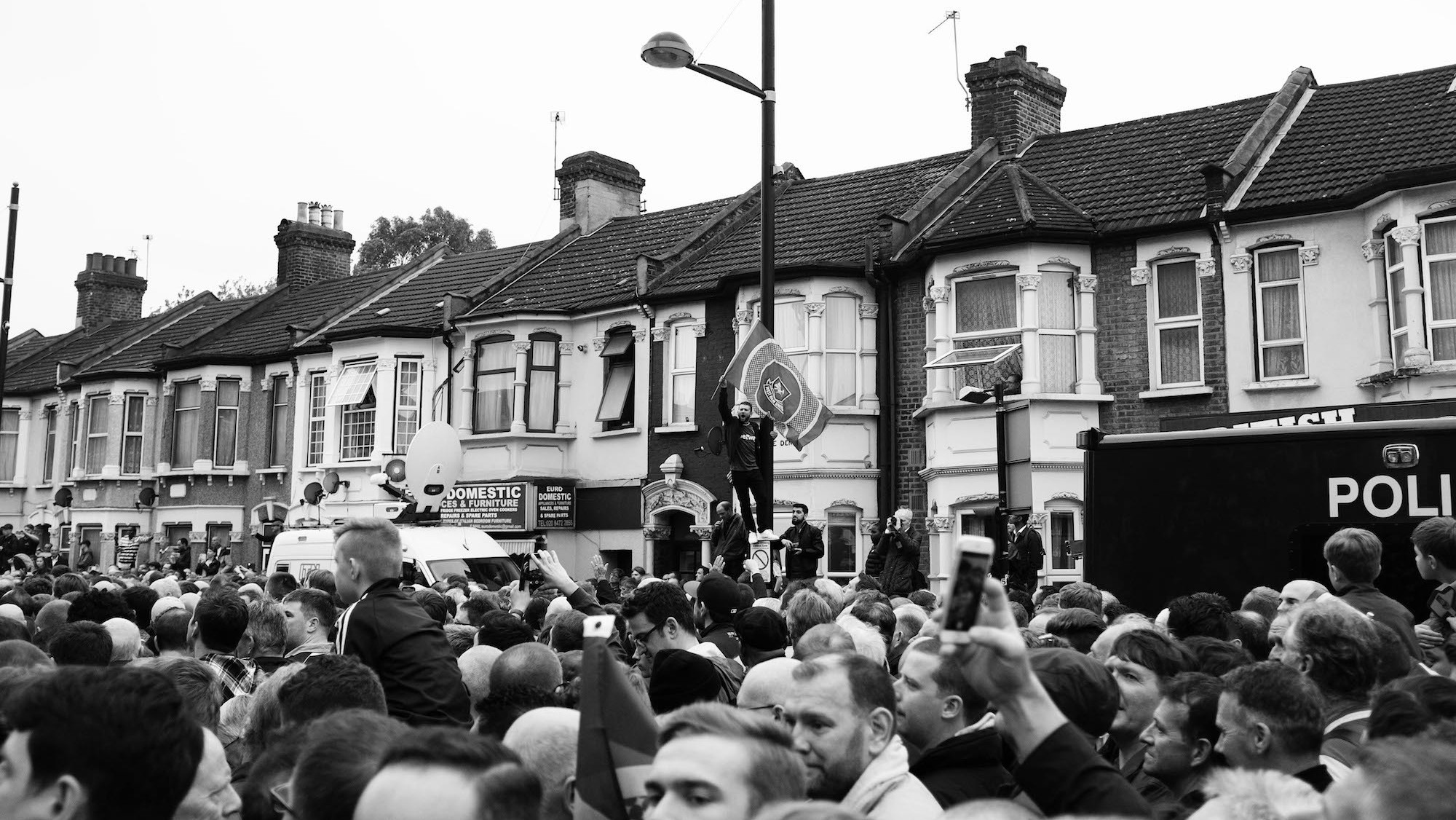 Capturing The Spirit Of East London With Photographs Of Upton Park