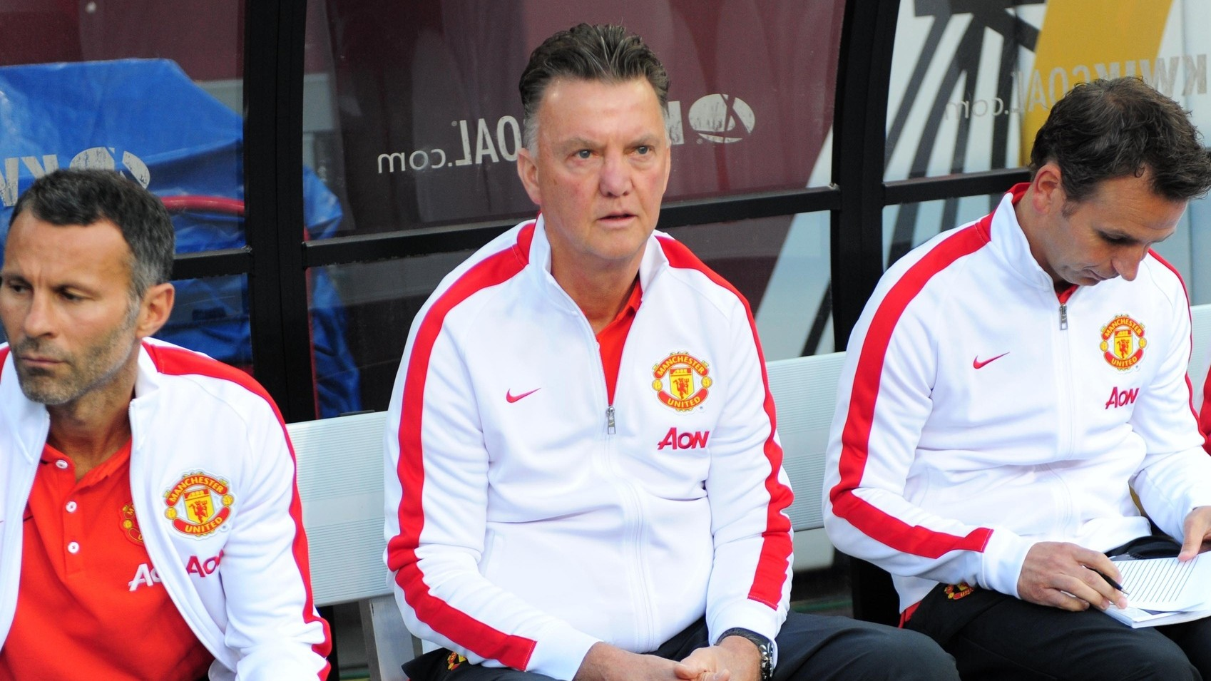 Chips Episode 4: Can't Talk Now, Louis Van Gaal Has Retired