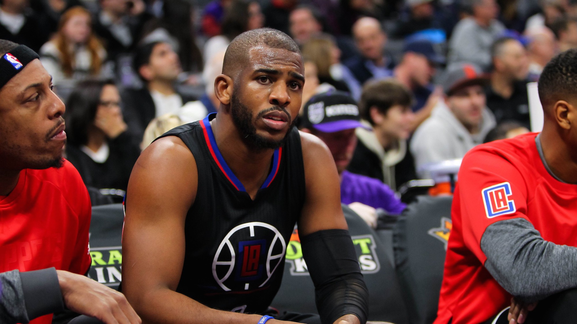 With Chris Paul's Thumb Injury, the Clippers Are at a Crossroads