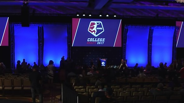 Despite CBA Woes, High Hopes for the Future at the 2017 NWSL Draft