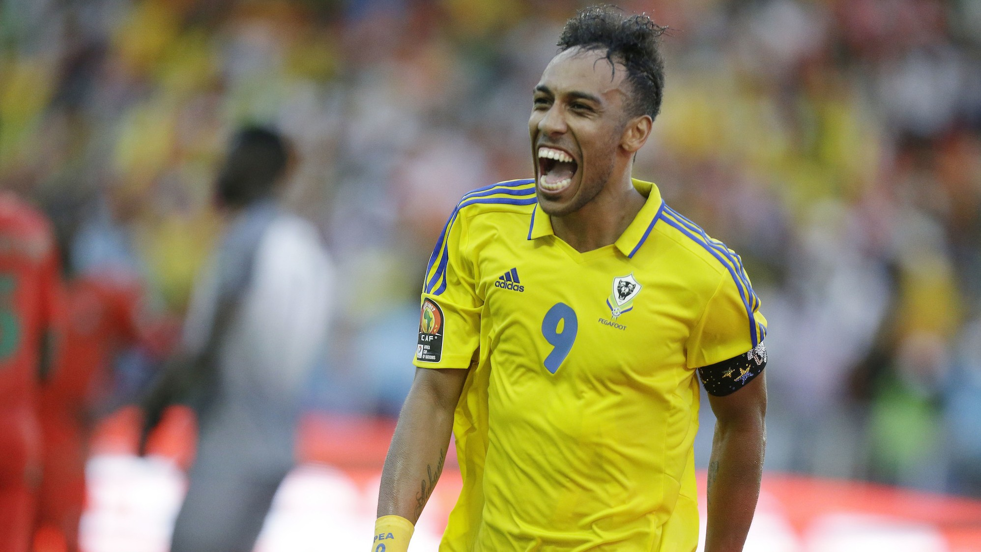 Reluctant Leader Aubameyang Tasked with Delivering Peace and Glory to Gabon