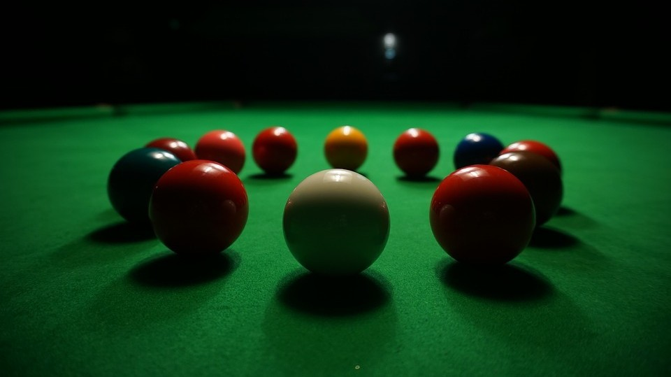 Sinking the Blues: How Snooker Helped Me Cope With Severe Stress