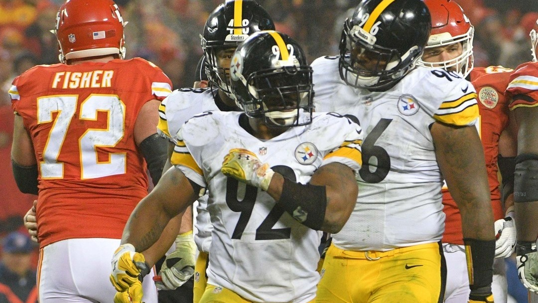 The Steelers Have the Only Good Defense Left in the NFL Playoffs