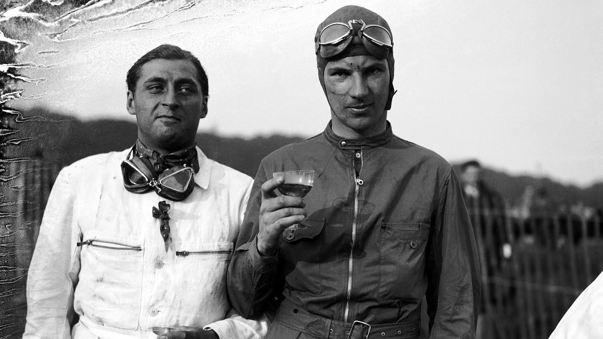 The British Grand Prix Star Who Flew the Flag for Nazi Germany