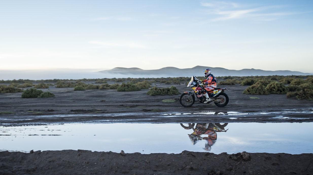 In Conversation With Sam Sunderland, The First British Winner of the Dakar Rally