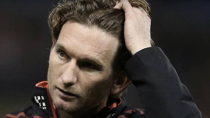Inside The Sad, Inevitable Decline Of Aussie Rules Legend, James Hird