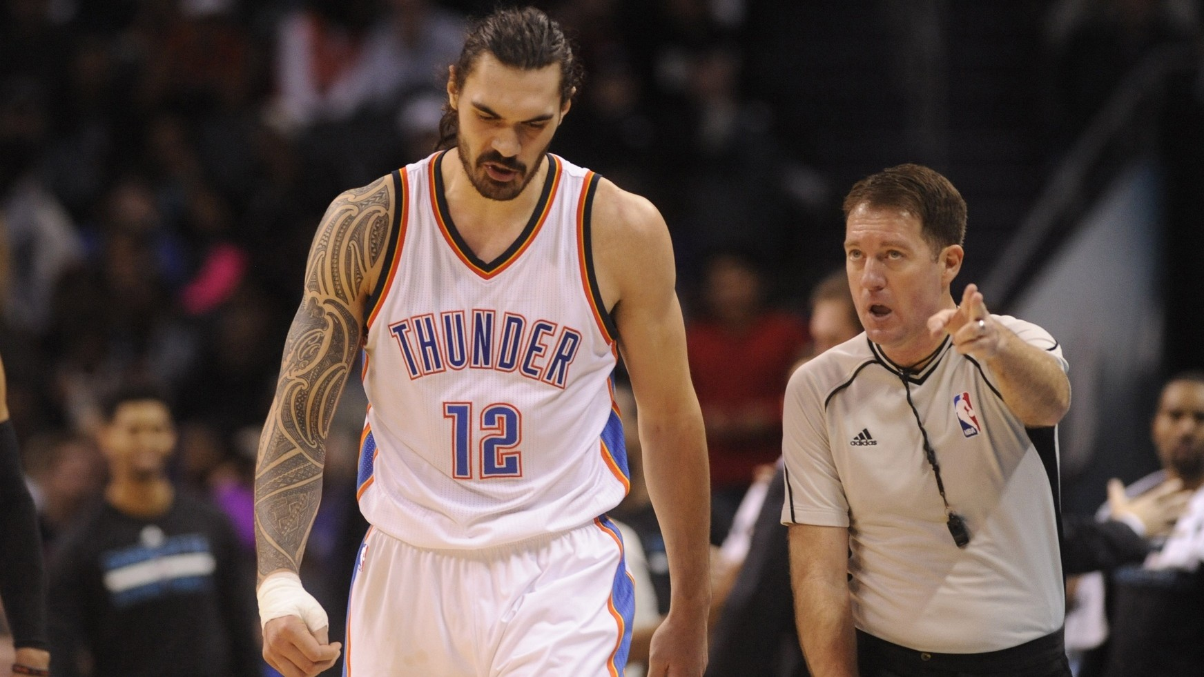 It's No Coincidence That, Without Big Kiwi Steven Adams, OKC Bombed