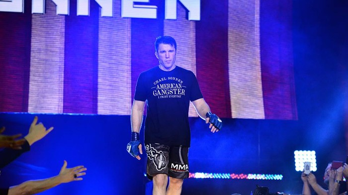 Weighing the Options of Chael Sonnen