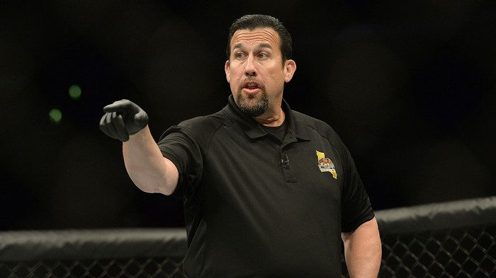 """Big"" John McCarthy, MMA's Ultimate Authority, Is Okay With Weed"