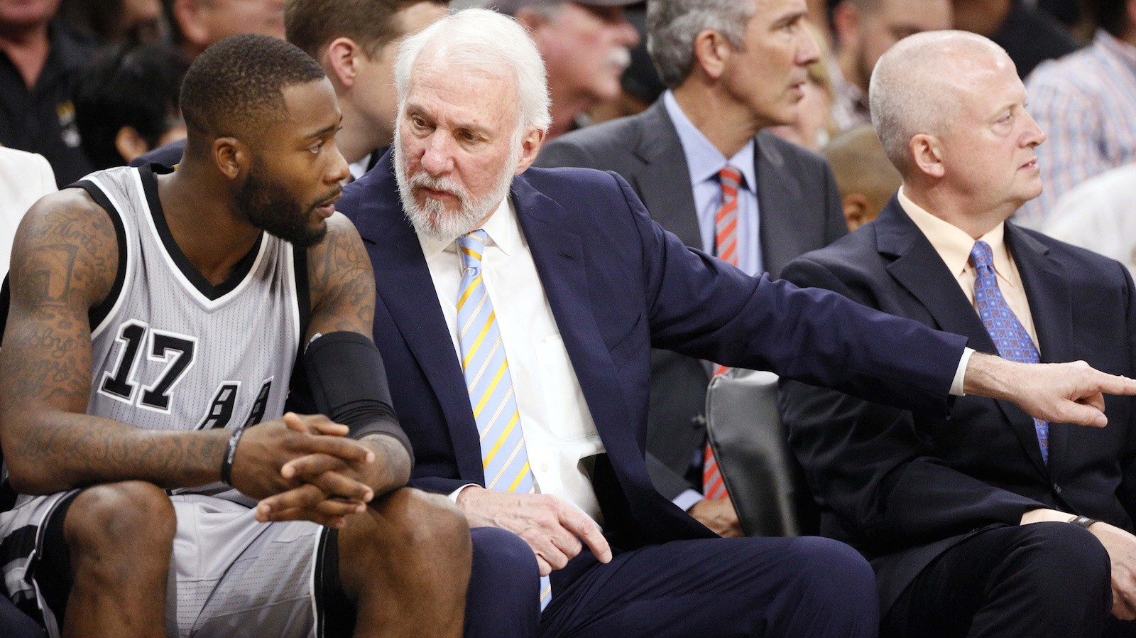 Stars Don't Make the Spurs Extraordinary—It's the Bench