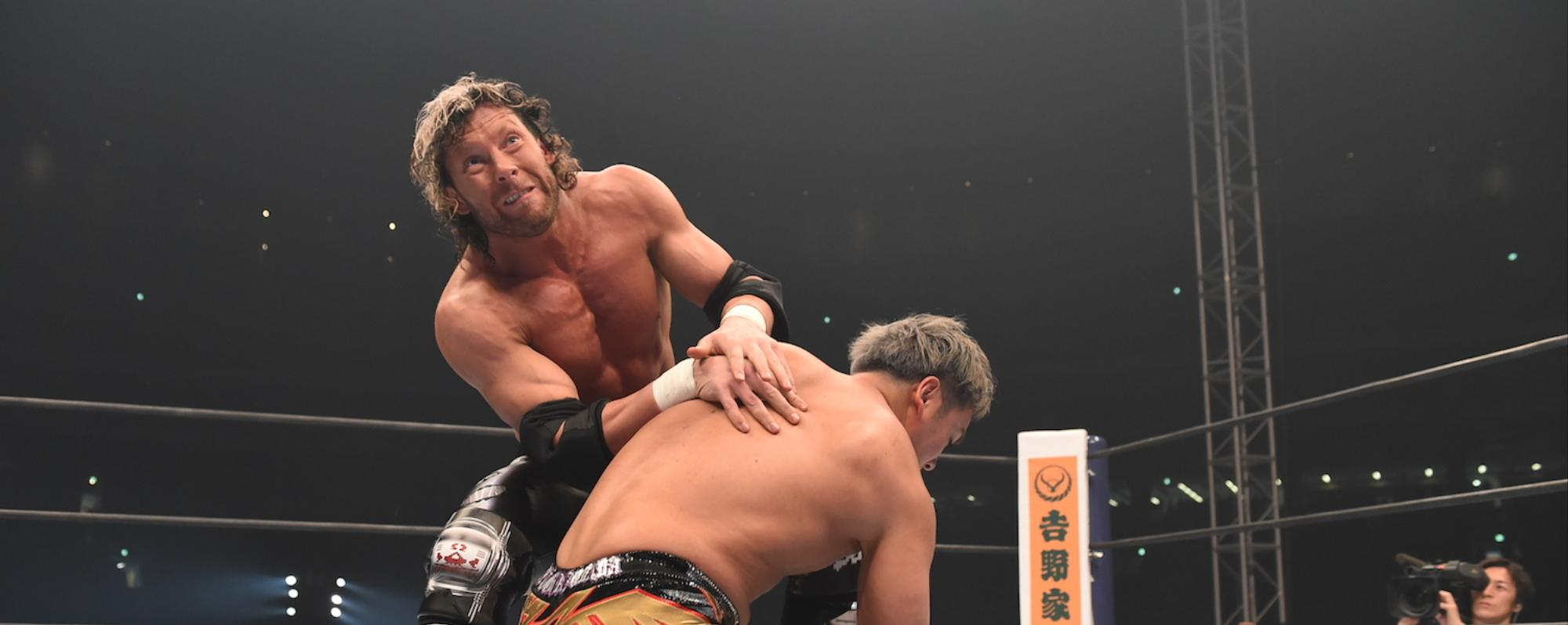 ​Kenny Omega's Journey from Canadian Junior Hockey Goalie to Wrestling Superstar