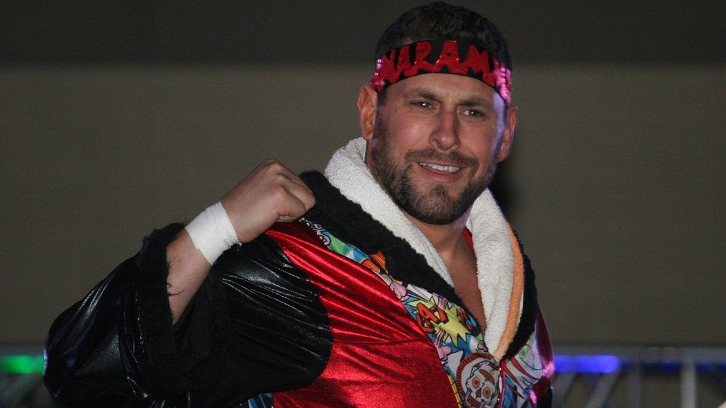 VICE Sports Q&A: Colt Cabana On The Intersection Of Comedy And Professional Wrestling