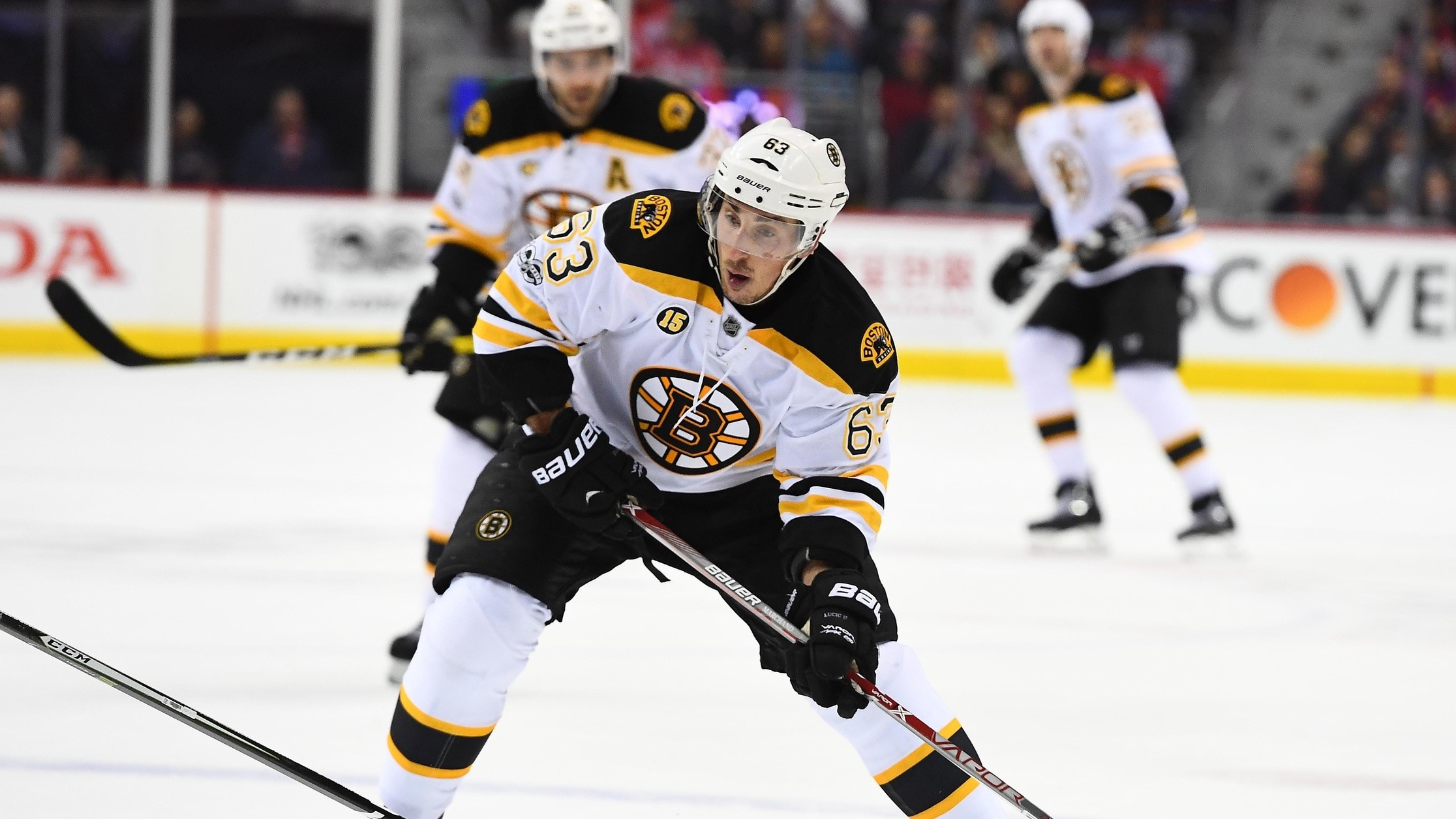 Brad Marchand Is Slipping Back into His Old, Dangerous-Tripping Ways