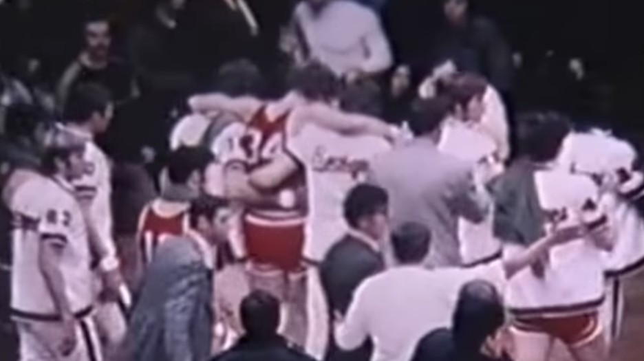 Throwback Thursday: College Basketball's Most Brutal Brawl, and the Forgiveness That Followed