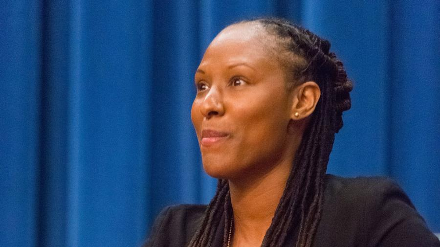 Chamique Holdsclaw Talks About Mental Health Because She Needs to