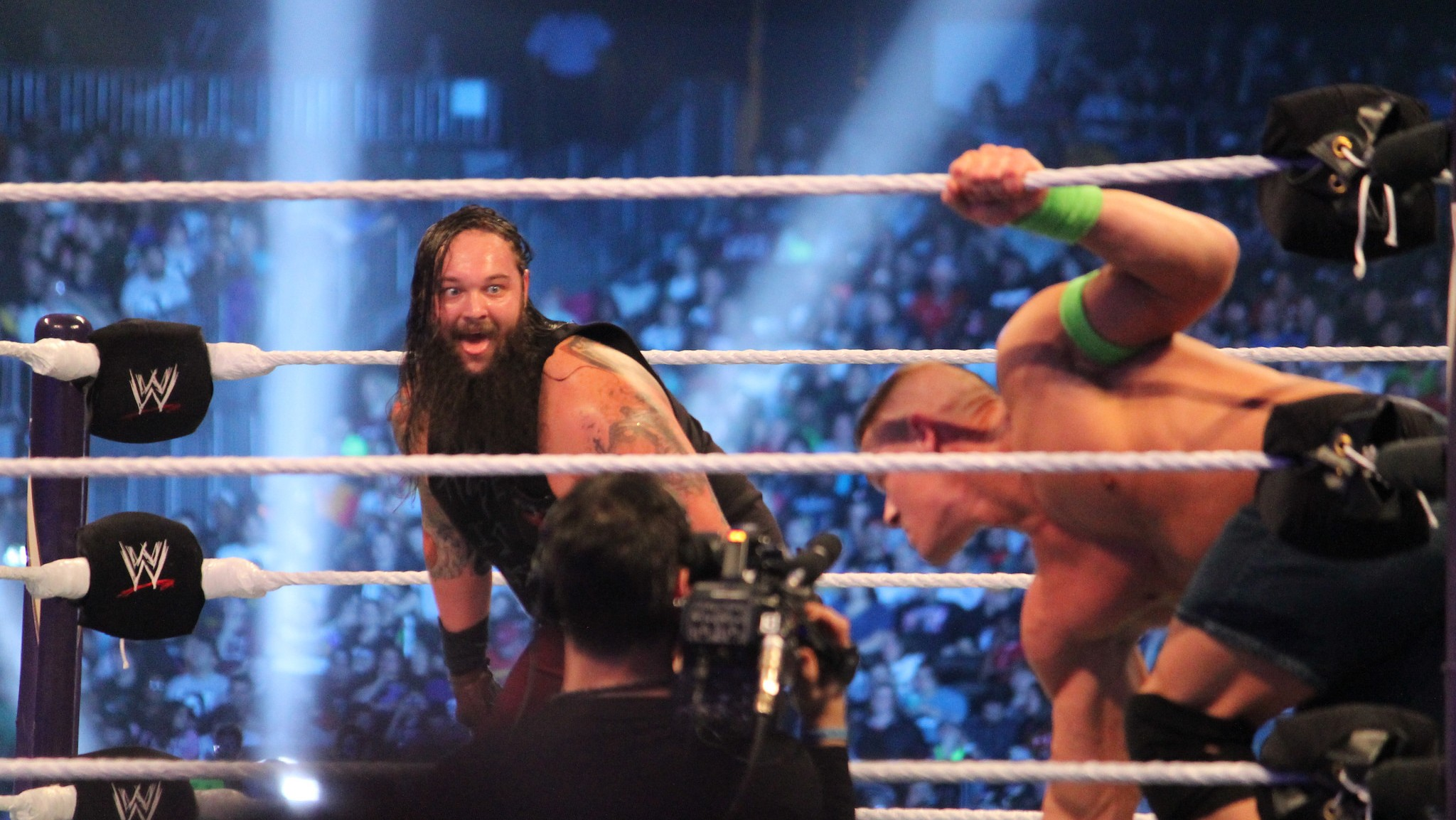 Not Just Another Bad Guy: Bray Wyatt and WWE's Occult Heel