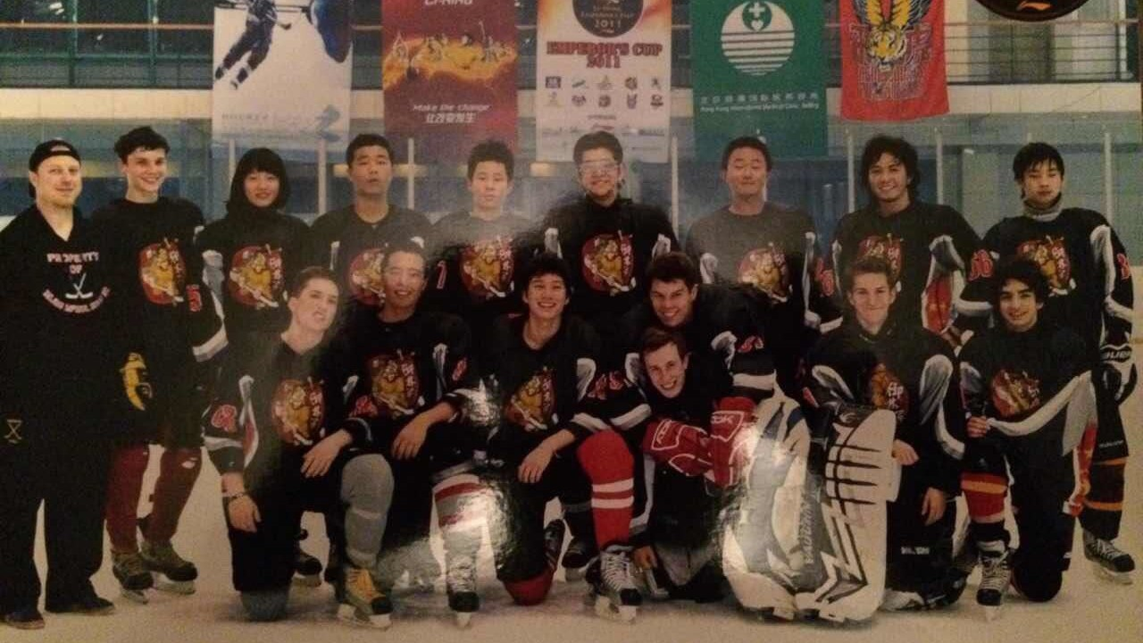 ​Meet The Canadian Banker Who Has Devoted His Life to Chinese Hockey