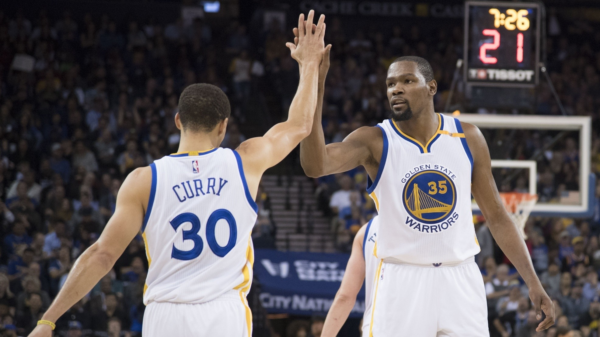 How Golden State Delivers Death By 1,000 Cuts: The NBA Wraparound