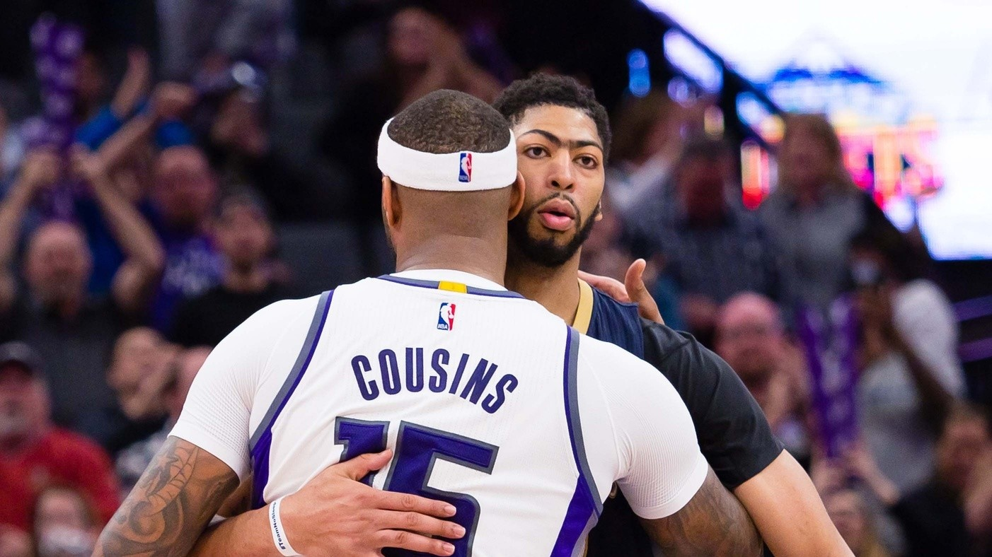 With DeMarcus Cousins, the Pelicans Go All In on Big Ball