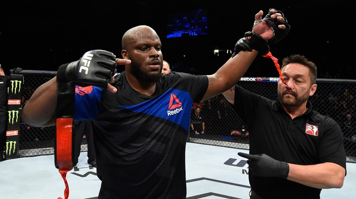 Derrick Lewis's No-Fucks-Given Approach to MMA Is Both Amazing and Gross