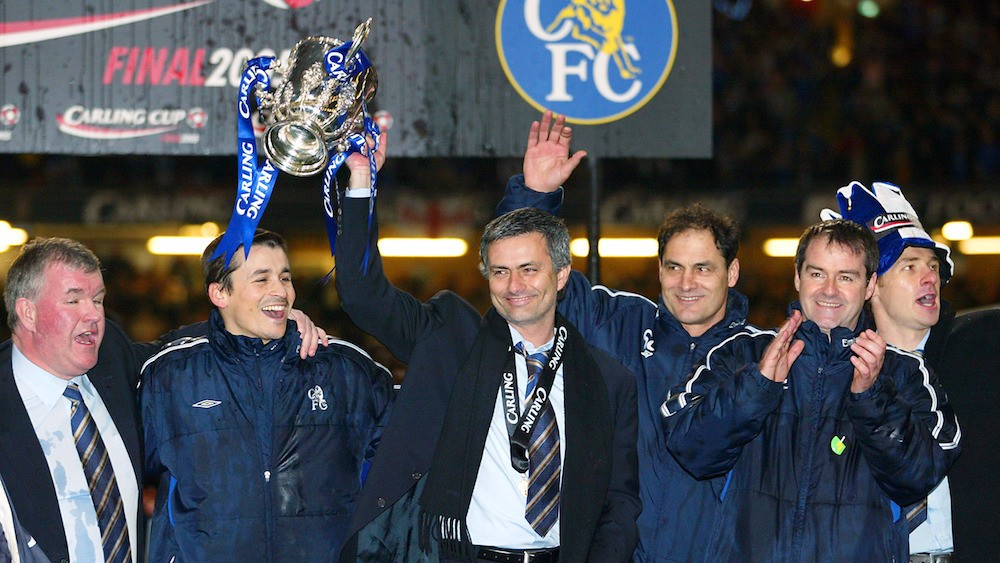 Exploring Jose Mourinho's Special Relationship With The League Cup