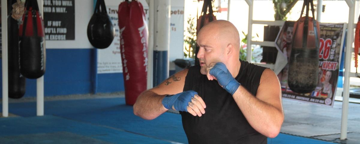 "Meet the American ""Kung Fu Panda"" Fighting for a Muay Thai Title in Thailand"