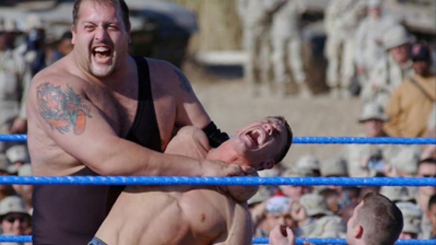 Roots of Kayfabe: Why the Abdominal Stretch Is Not Just the Lamest Rest Hold in Wrestling