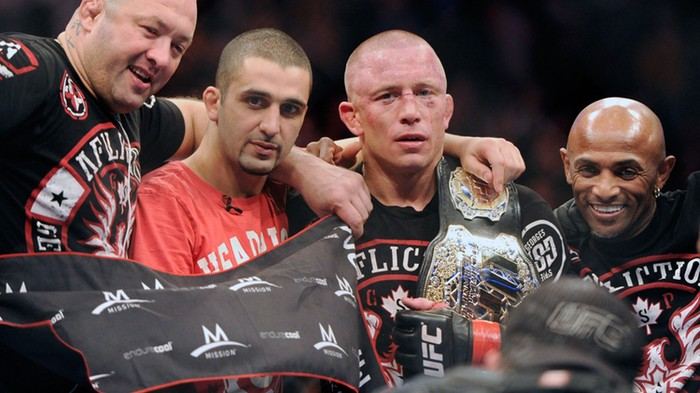 Instead of Silly Superfights, Georges St-Pierre Should Aim For Another 170-Pound Title