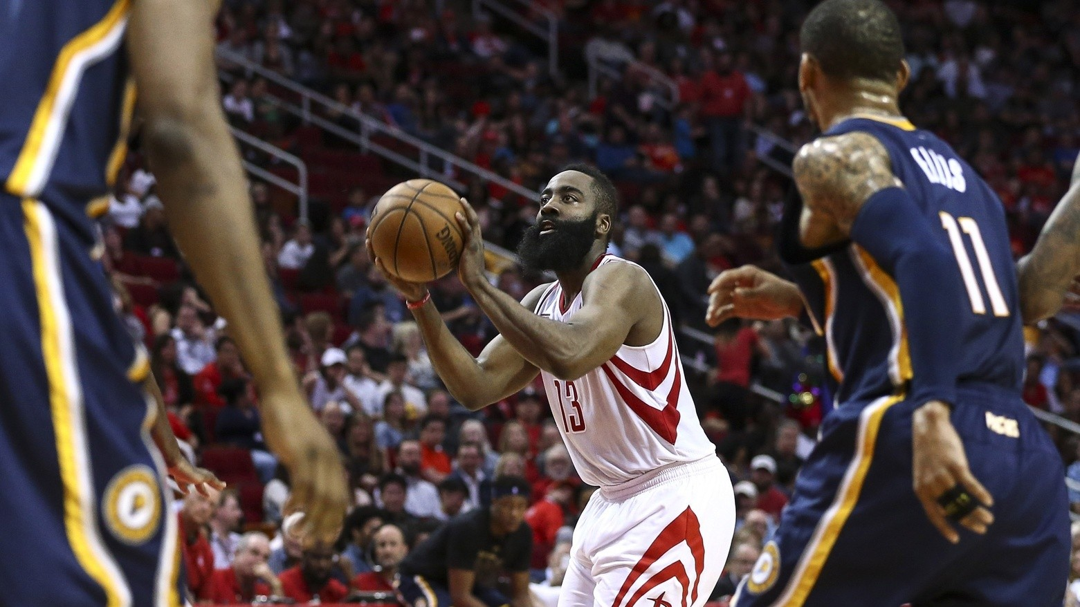 Screw Defense! Can Harden and the Rockets Bomb Their Way to a Title? Cookies 46