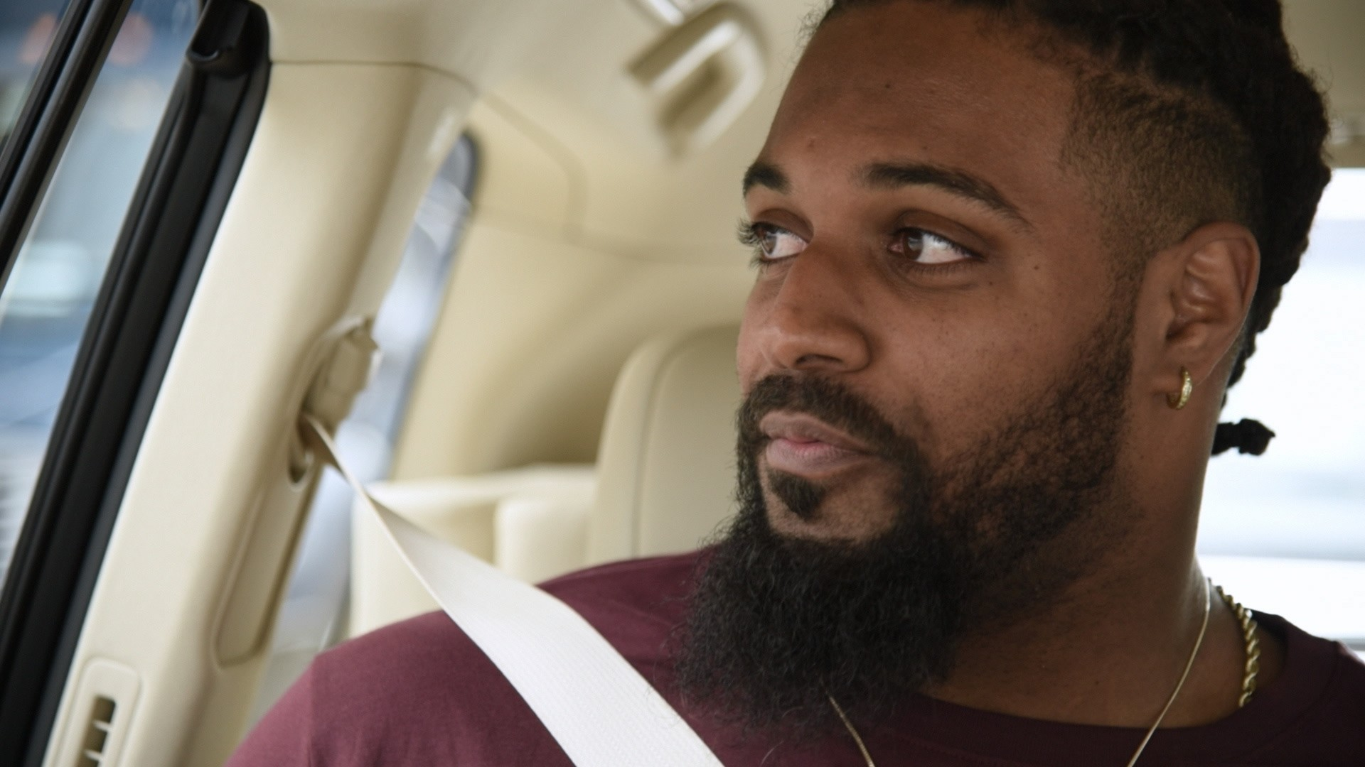 Cam Jordan on his Family Legacy and Losing Will Smith: Ride Along