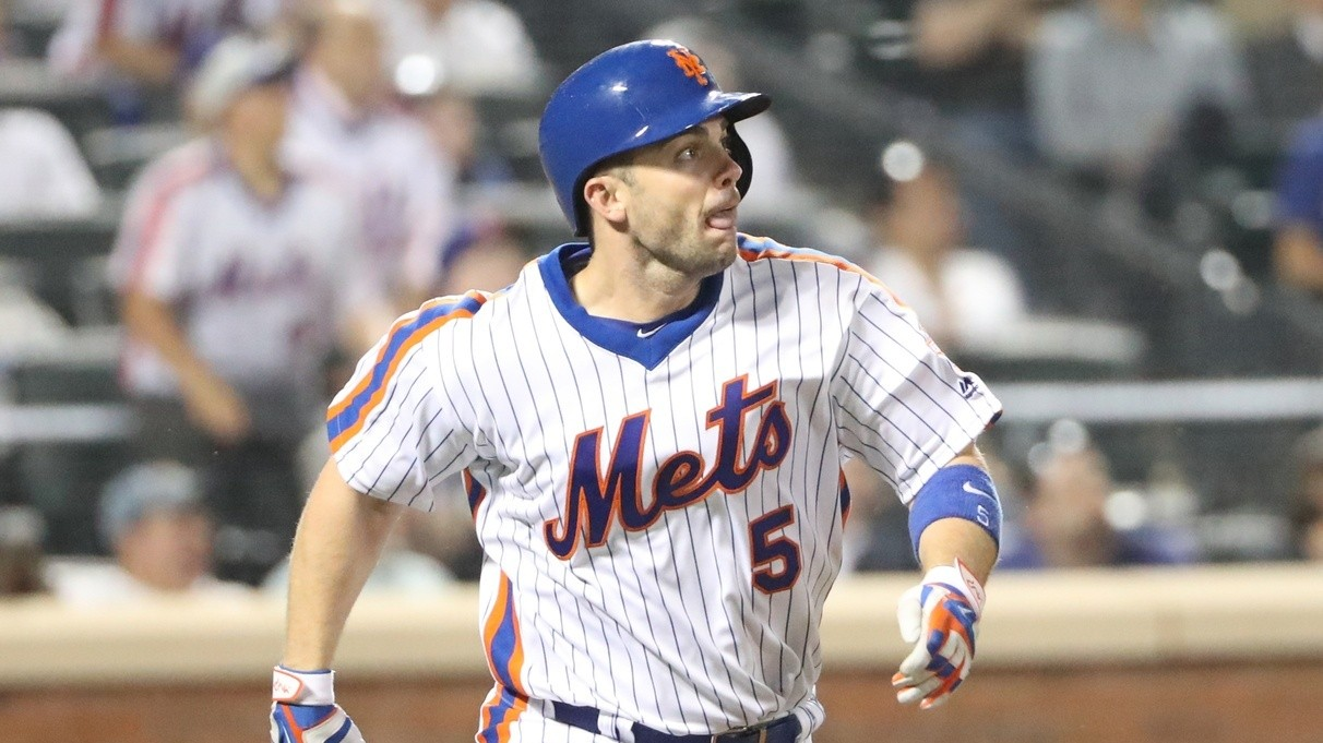 David Wright Can't Throw, Can't Stop
