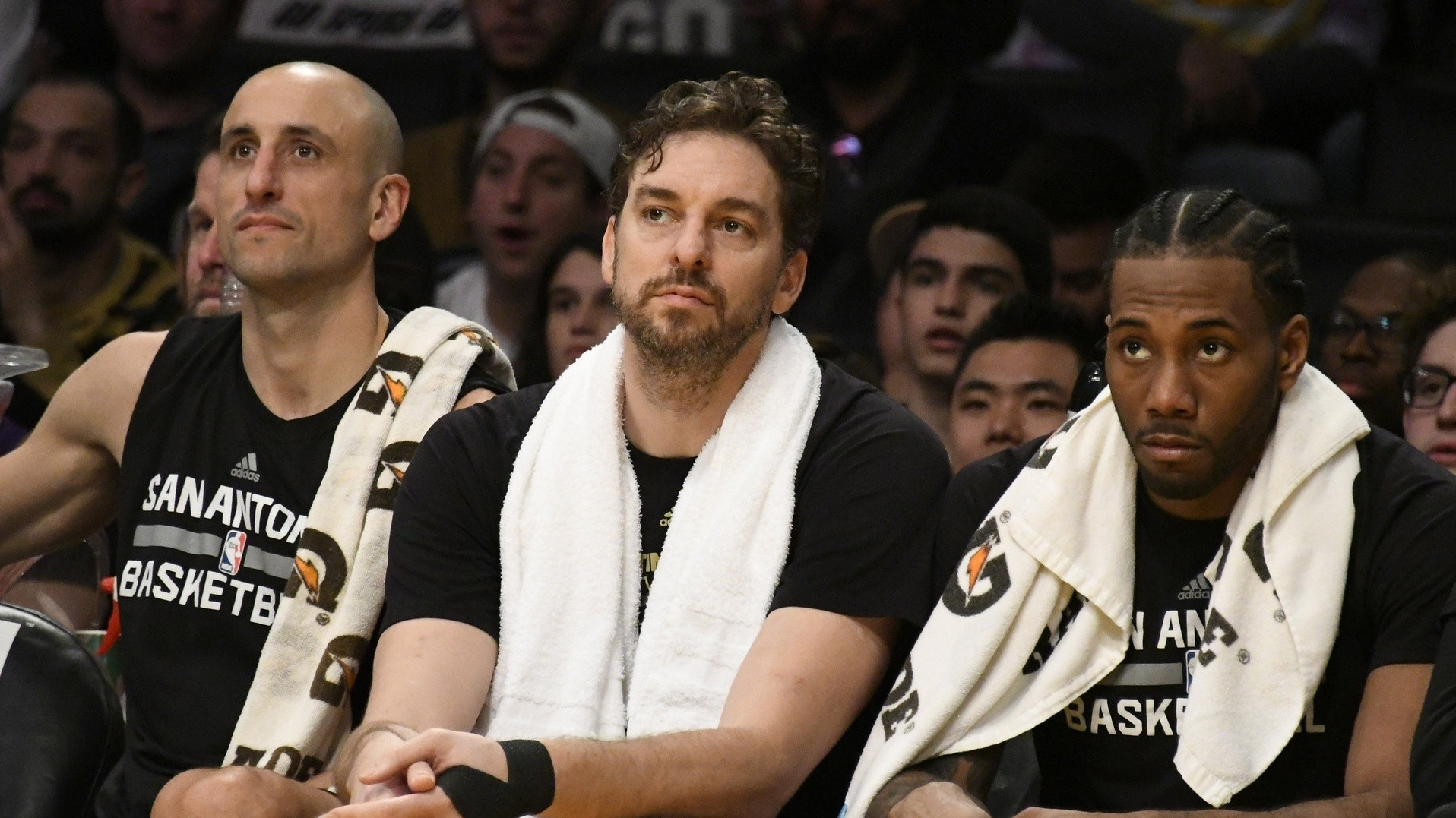 By Moving Pau Gasol to the Bench, the Spurs Are Better Than Ever