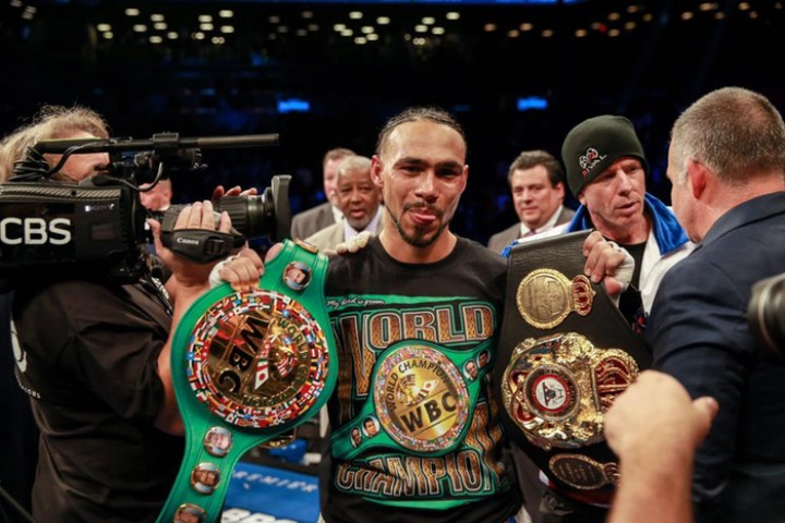 Did Thurman Beat Garcia By Running Away? - VICE Sports