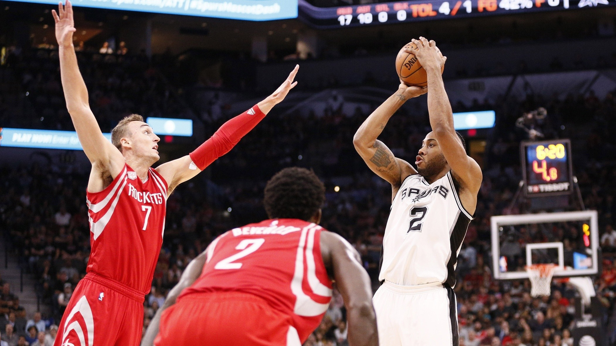 Has Basketball-Bot Kawhi Leonard Become the New MVP Front-Runner? Cookies 47