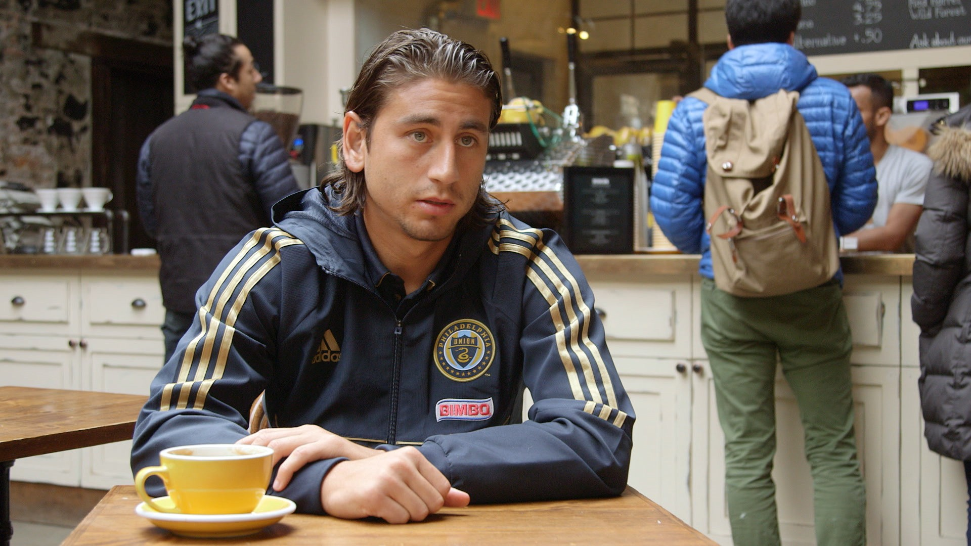 Alejandro Bedoya Won't Stick to Sports