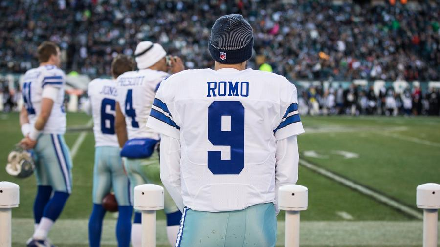 Farewell to Tony Romo, Who Proved Football Isn't a Meritocracy After All