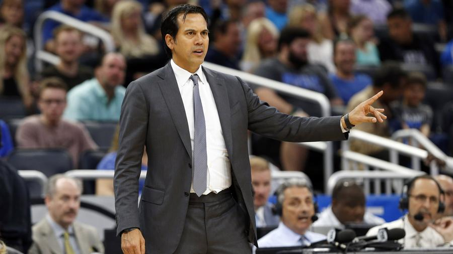 The Red-Hot Miami Heat Are Erik Spoelstra's Coaching Opus
