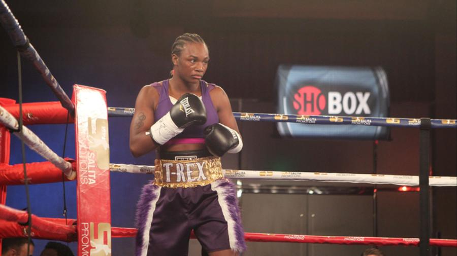 Claressa Shields Is Exactly What Boxing Needs