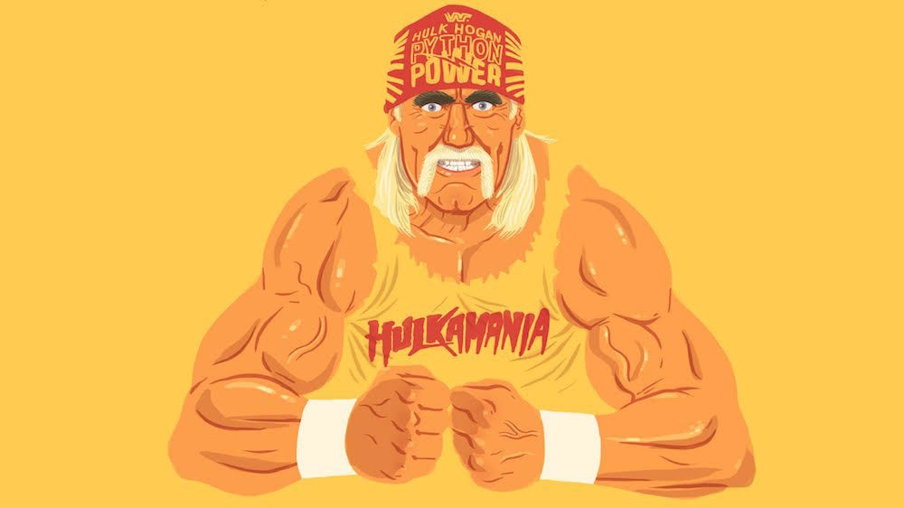 The Cult: Hulk Hogan