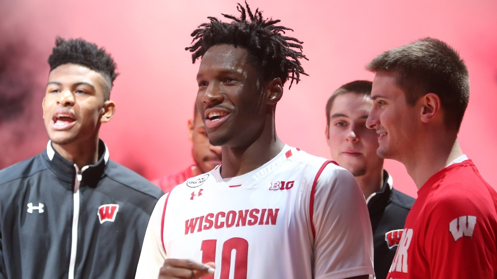 Nigel Hayes Is Playing In March Madness, And Taking On NCAA Amateurism In Federal Court