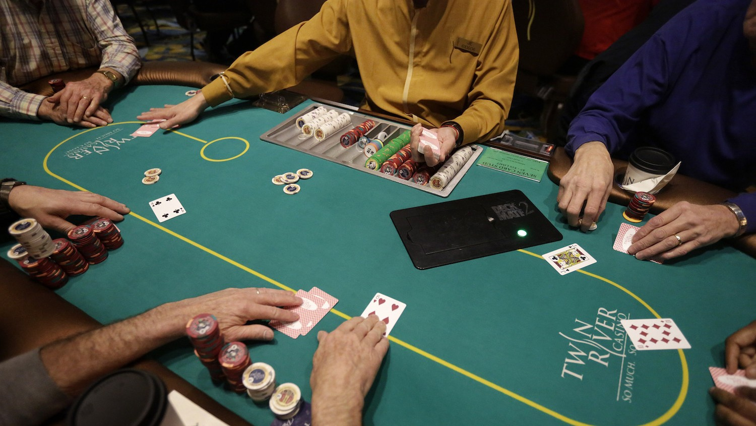 Could Professional Poker Players Be On The Verge Of Losing Their Livelihoods To Automation?