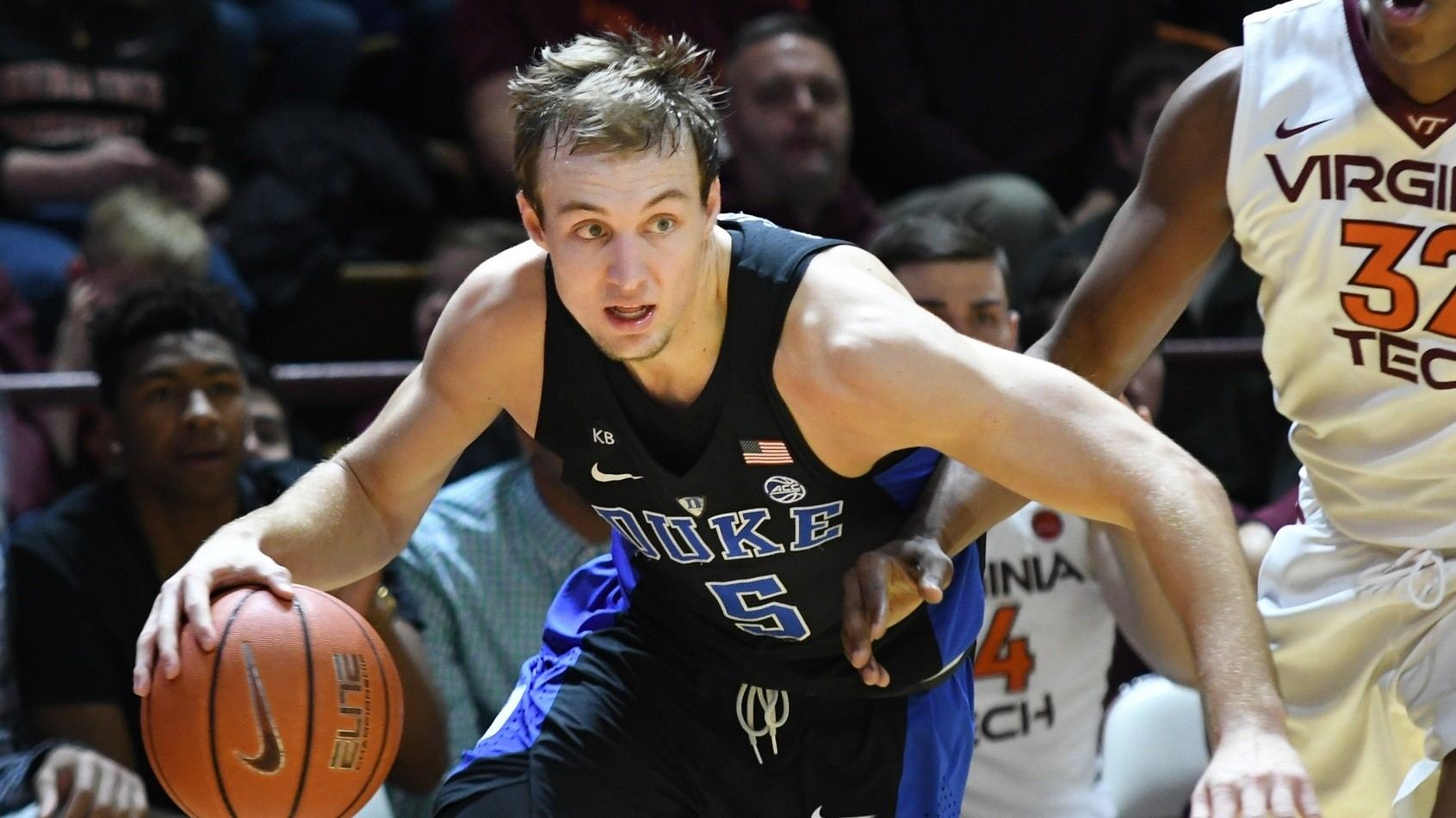 How Luke Kennard Became Duke's Most Valuable Player