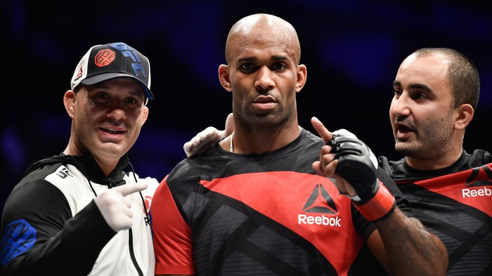 In a Quiet Division, Jimi Manuwa's Knockout Made Noise