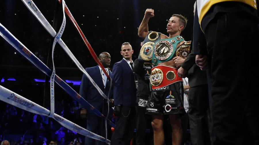 It's Not a Cliché: Everyone's a Winner at Golovkin-Jacobs
