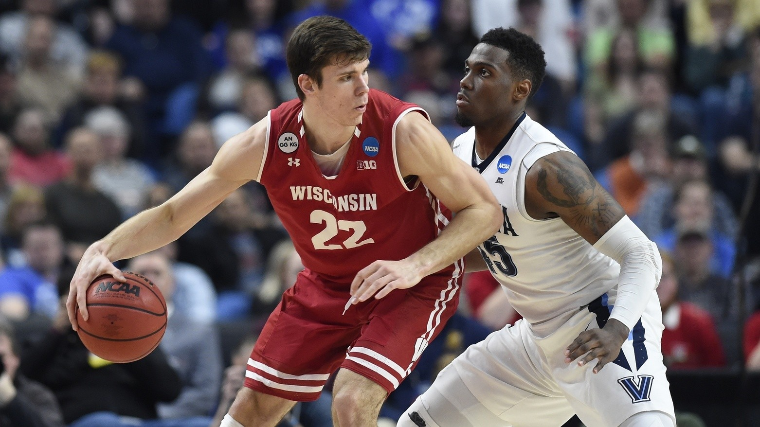 Ethan Happ is the Quiet Force Behind Wisconsin's Success