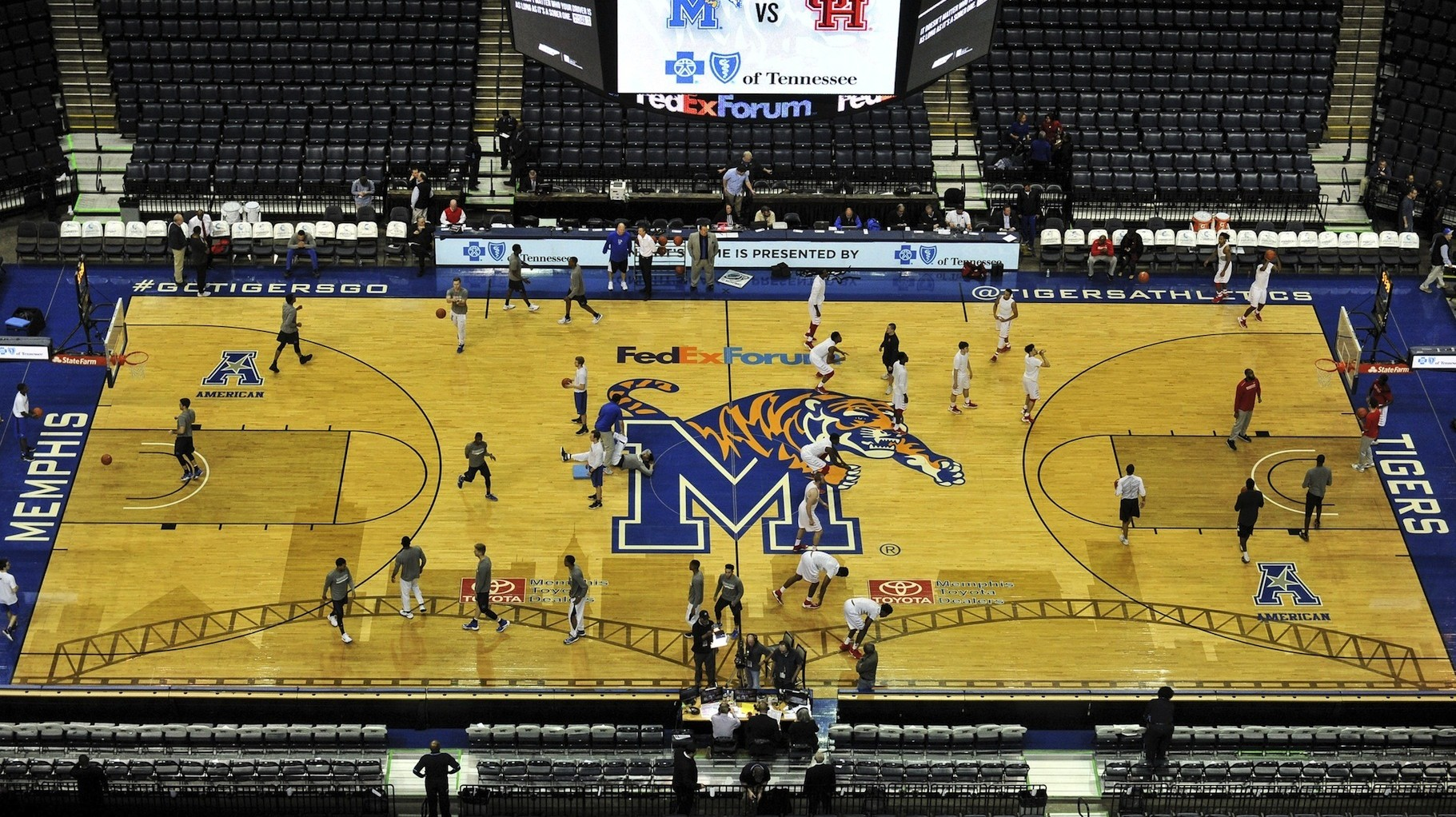 For Tigers Fans, Memphis Playing NCAA Tournament Host Is Salt in an Open Wound